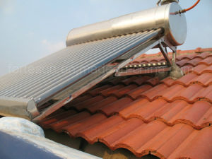 Forte Stainless Steel Low Pressure Solar Water Heater pictures & photos