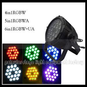 Waterproof IP65 18PCS *10W 4-in-1 LED PAR pictures & photos