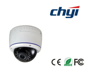 1.3MP Vandalproof& IP66 HD IP IR Dome with Poe pictures & photos