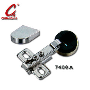 Concealed Hinge Slide-on Furniture Hinge (7408A) pictures & photos