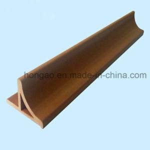 Eco-Friendly 33*21mm Wood Plastic Composite Corner Guard