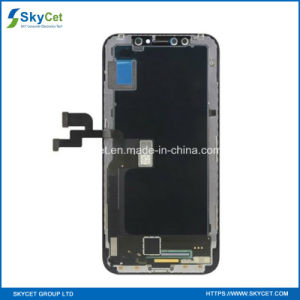 Mobile Phone Repair Parts LCD for iPhone X Full LCD Display Touch Screen Digitizer Assembly pictures & photos