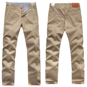 OEM Men′s Wide Leg Trousers Casual Work Summer Trousers Pants