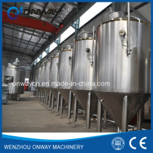 Bfo Stainless Steel Beer Beer Fermentation Equipment Wine Fermentation Tanks for Sale pictures & photos