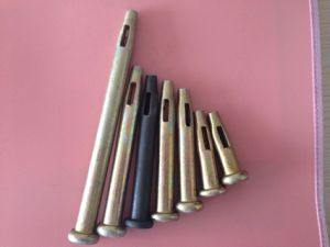 Round Head Steel Pin/Stub Pin/Wedge Pin pictures & photos