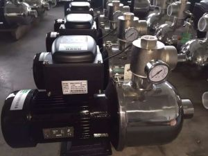 Frequency Conversion Constant Pressure Water Pump Sation pictures & photos