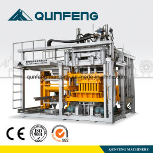 Qftd8-20 Block Making Machine (Board-Free Palletization Type) pictures & photos