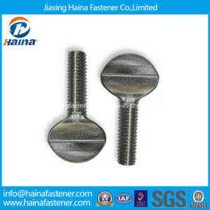 Stainless Steel Metric Thumb Screw pictures & photos