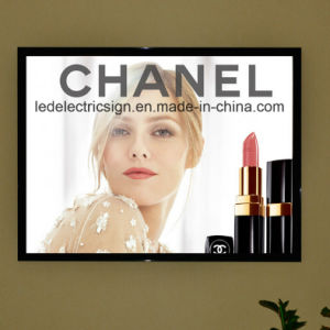 LED Aluminum Slim Light Box pictures & photos