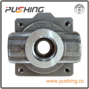 High Sealing Stainless Steel Forging Valve