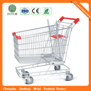 High Quality Foldable Shopping Trolley pictures & photos