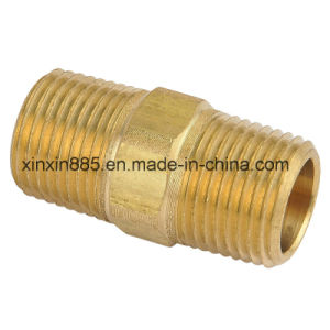 Brass Hexagonal Nipple pictures & photos