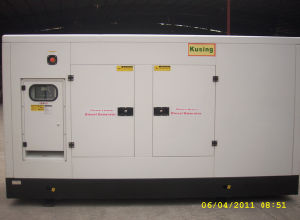1000kVA Water Cooling AC 3 Phase Diesel Soundproof Generator with Yto Engine