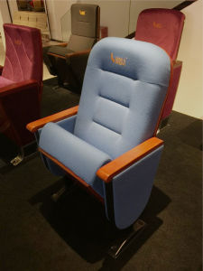 New Design Auditorium Furniture Hall Furniture Chair Supplier From Foshan Church Chair pictures & photos