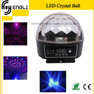 3/6PCS Hight Power LED Crystal Ball for Stage (HL-056) pictures & photos