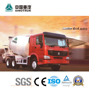 China Best Sitrack-C7h 6X4 Mixer Truck pictures & photos