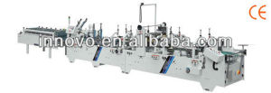 Zx-AG 800/880/1200 Pre-Folder &Lock Bottom Automatic Folder Gluer pictures & photos