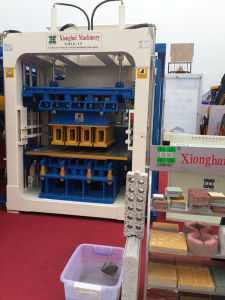 Xh10-15 Fully Automatic Hydraulic Block Machine