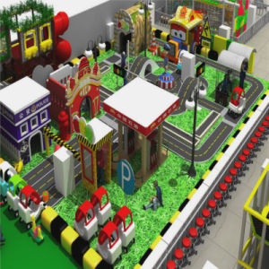 2016 Wholesale Cheap Kids Indoor Soft Play for Sale pictures & photos
