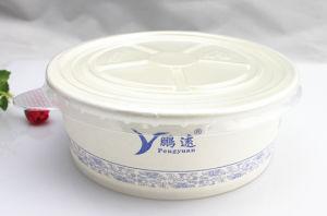 Large Disposable Hot Soup Paper Bowl pictures & photos