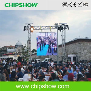 Chipshow Low Price P6.67 Full Color Outdoor Rental LED Screen pictures & photos