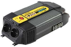 1200W DC12V/24V AC220V/110 Modified Sine Wave Power Inverter pictures & photos