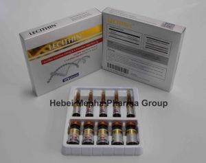 Phosphatidylcholine Lecithin Lipolysis Injection +Levocarnitine Injection Double Weight Loss pictures & photos