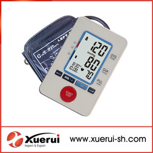 Arm Type Automatic Blood Pressure Monitor with Big LCD pictures & photos