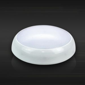 15W Surface Mounted 2D LED Emergency Ceiling Light with Microwave Motion Sensor pictures & photos