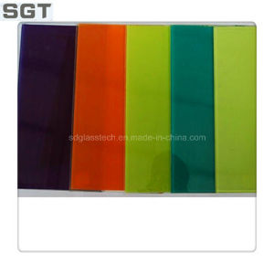 5mm/6mm PVB Film Laminated Glass with CE pictures & photos