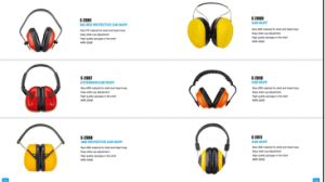 Hot Sale Thearing Protection Ear Muffs pictures & photos