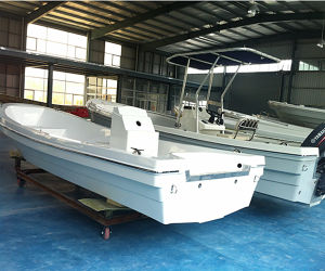 22 Foot Small Fiberglass Sprot Fishing Boat for Sale pictures & photos
