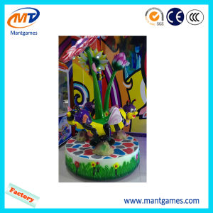 High Quality Coin Operated Machine Mini Carousel for Children pictures & photos