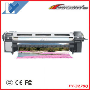 3.2m Infiniti Outdoor High Printing Speed Large Format Solvent Printer (FY-3278Q) pictures & photos