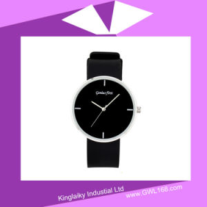 2016 Classic Collection Simple Black Watch for Gift (FA-007) pictures & photos
