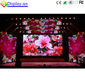 High Precision Die Casting Indoor Full Color LED Display