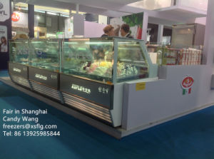 Italian Gelato Ice Cream Display Freezers B21 (CE approved) pictures & photos