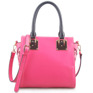 Guangzhou Suppliers Designer Handbag Ladies Women Handbag (LY05053) pictures & photos
