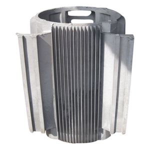 OEM Metal Casting Motor Parts Shell Motor pictures & photos