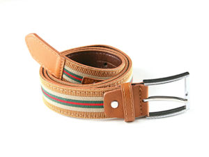 High quality elastic belt with pin buckle
