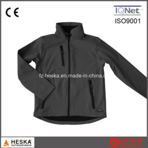 OEM Cheap Mens Outdoor Waterproof Softshell Jacket pictures & photos