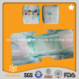 Disposable Baby Diaper Wholesale Products Manufacturer in China pictures & photos