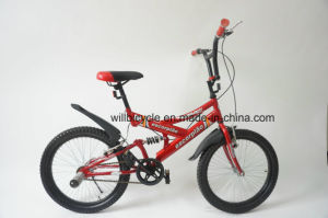 BMX Freestyle Bicycle for 10 Year Old Children (W-SUS20)