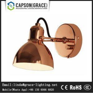 Modern Indoor Decoration Lighting Modern Bedroom Wall Lamp GB-5072-1 pictures & photos