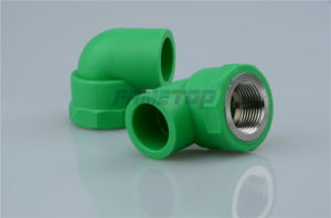 Light Weight Female Elbow PPR Fitting with Pn20 pictures & photos