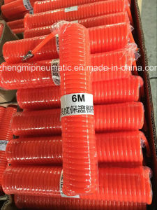 Crystal Orange Pneumatic Hose&Pipe Valve (ID*OD: 5.5*8mm) pictures & photos