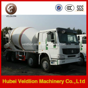 HOWO 12m3 12cbm 12 Cubic Meter Portable Concrete Mixer pictures & photos