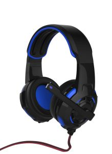 Factory Price Virtual 7.1 Stereo Gaming Headset with Vibration pictures & photos