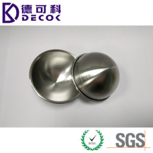 Hemisphere 3D Stainless Steel Sphere Bath Bomb Half Round Cake Pan Baking Mold Pastry Mould pictures & photos