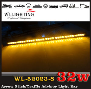 Amber LED Emergency Warning Light for Police Car pictures & photos